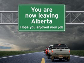 The death of the Alberta dream