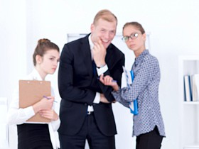 Working to put an end to workplace harassment